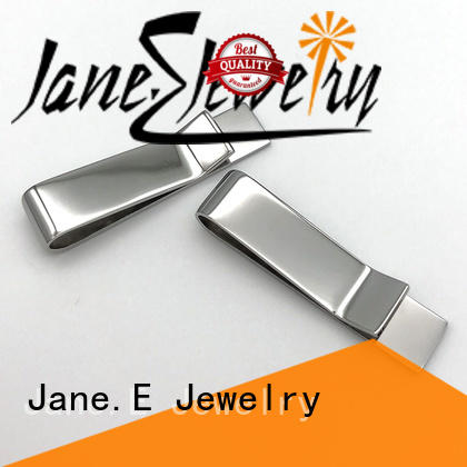 JaneE OEM tie bar clip wholesale for gift