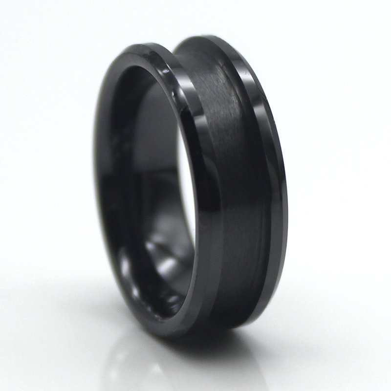 customized ceramic engagement ring zirconia factory direct for inlay-1
