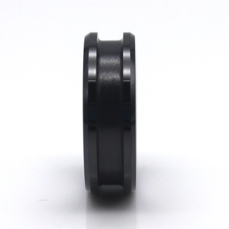 JaneE customized ceramic mens ring hot selling supplier-5