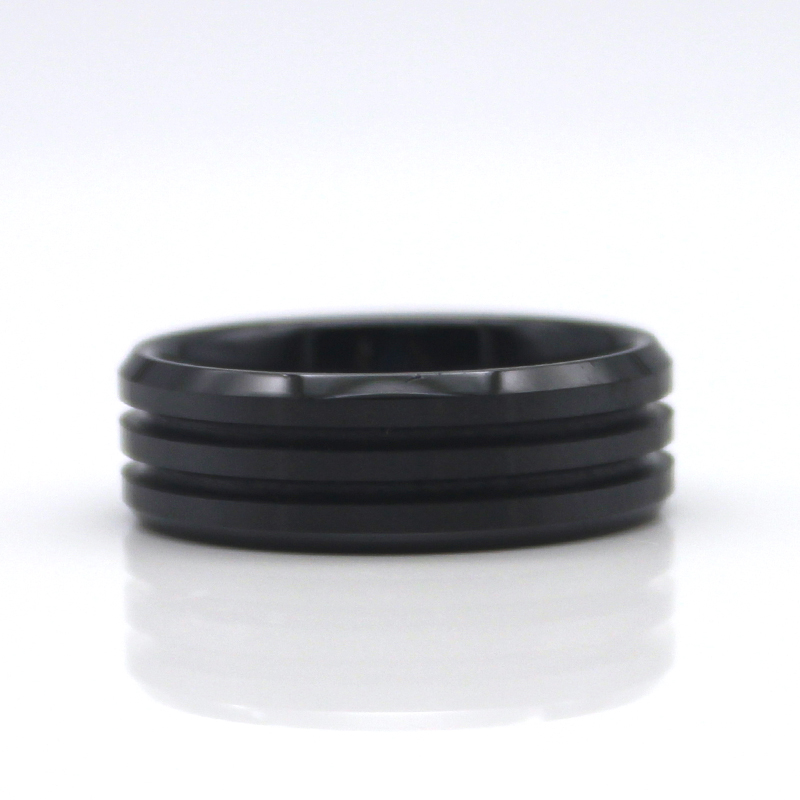 JaneE customized ceramic mens ring hot selling supplier-6