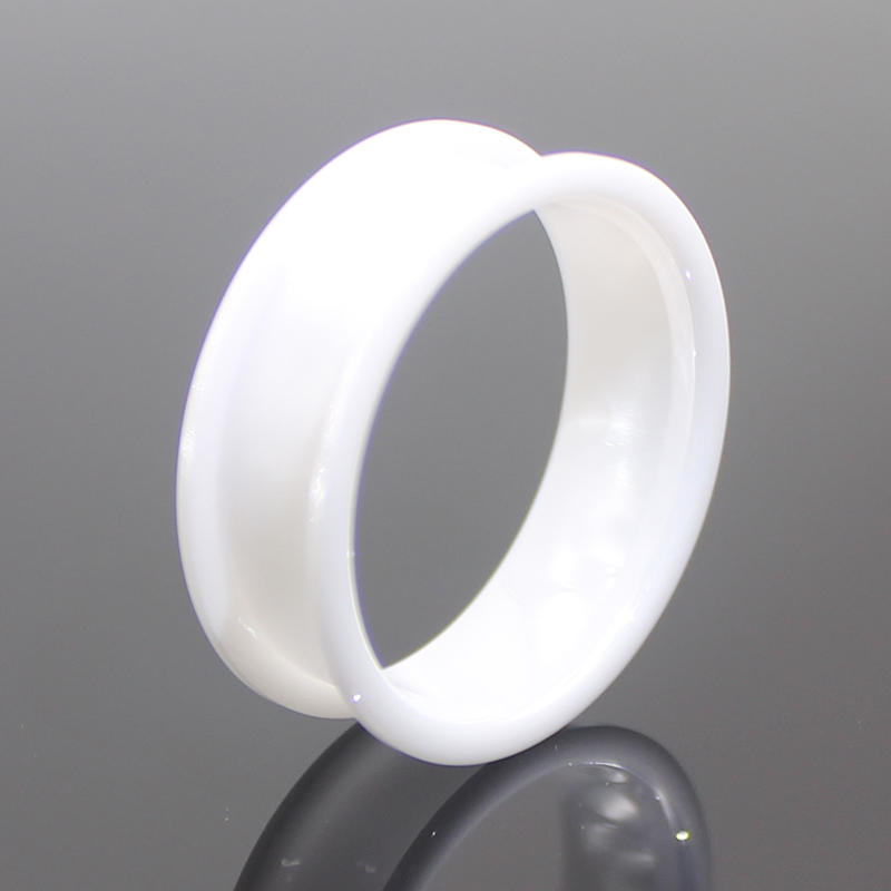JaneE customized ceramic mens ring hot selling supplier