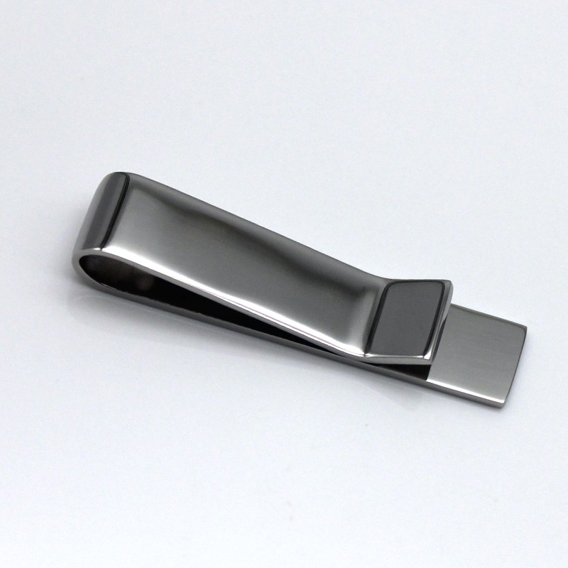 OEM stainless steel tie clip 316l wholesale for men-2