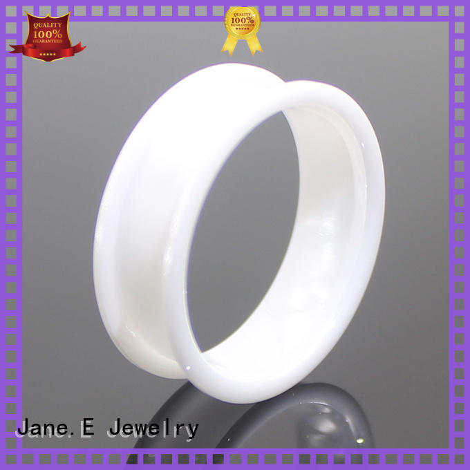 blue blue tungsten ring popular design for gift JaneE