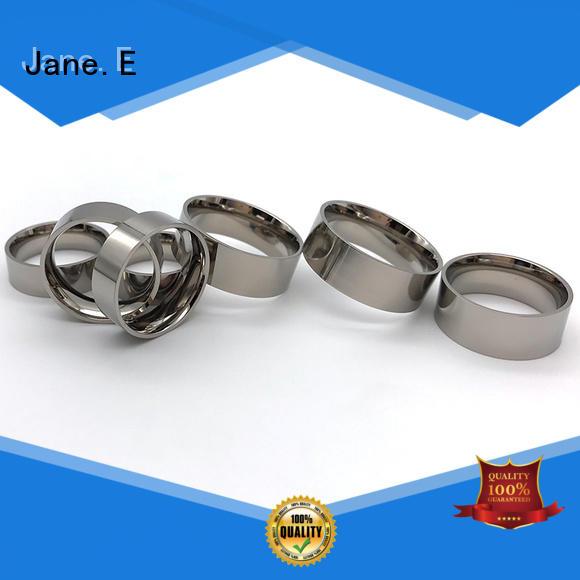 hypoallergenic black mens rings titanium koa simple for engagement