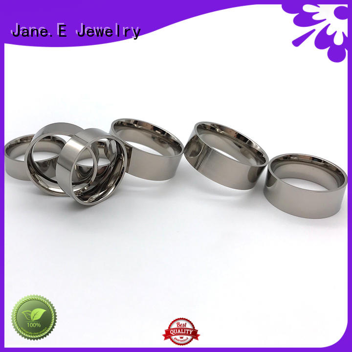 hypoallergenic titanium wedding bands for wood crafts factory direct for engagement