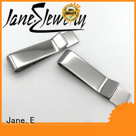 stylish stainless steel tie clip 316l fashion for gift
