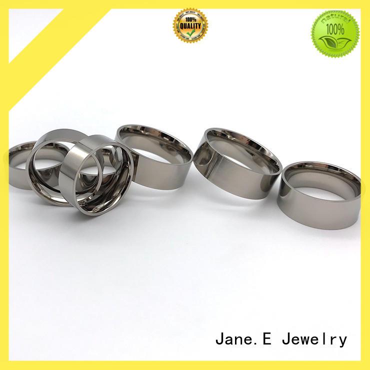 titanium rings for men Titanium for wedding JaneE