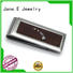 JaneE no plated money clips for men adjustable for men's wallet
