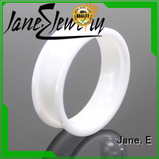 stainless steel ring blank for inlay inlay for men JaneE