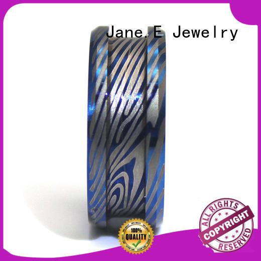 Zirconia Ceramic cotton rope bracelet popular design for engagement JaneE