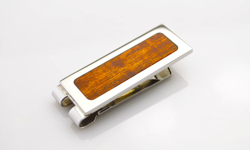 JaneE personalized custom money clip adjustable for men's wallet-4