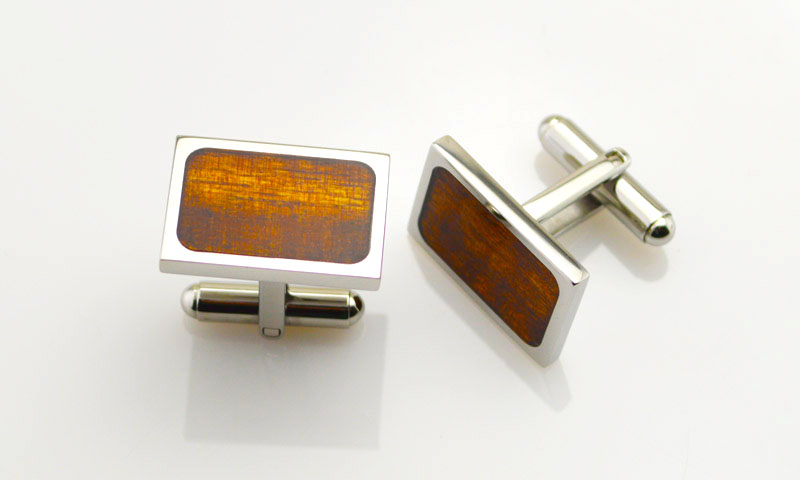 JaneE laser engraved engrave cufflinks fashion for gifts-6