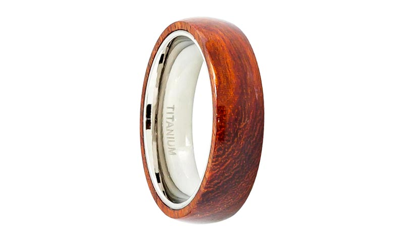 silver titanium engagement rings koa modern design for wedding-1