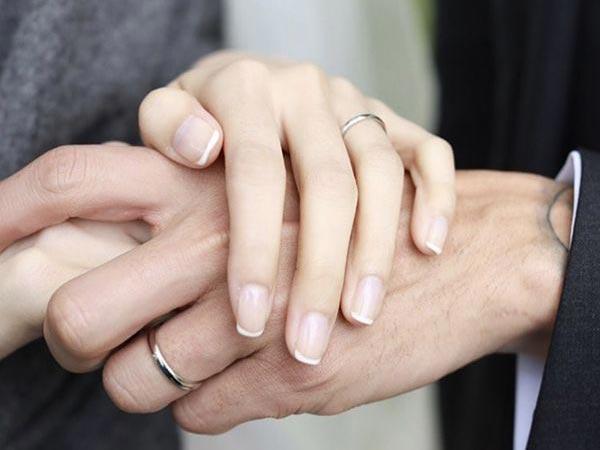 Custom Stainless Steel Wedding Ring Sets For Wedding