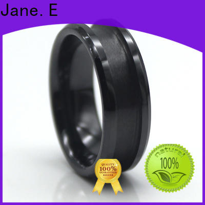 customized ceramic engagement ring zirconia factory direct for inlay