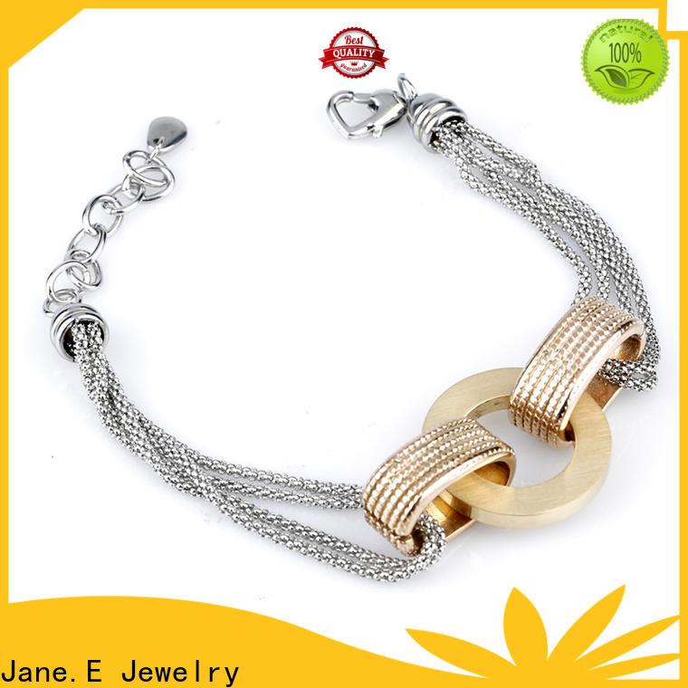 fashion steel bracelet manual polishing customized for hands wear