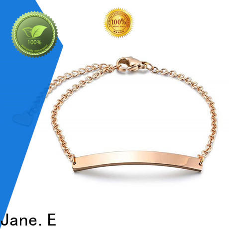 JaneE popular men's bracelets wholesale for decoration