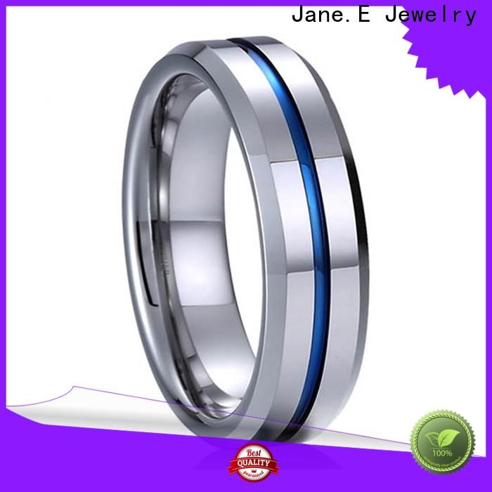 multi colors womens tungsten wedding rings red opal exquisite for engagement