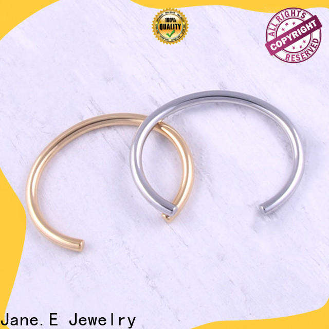 JaneE multi colors bangle for men hot selling supplier