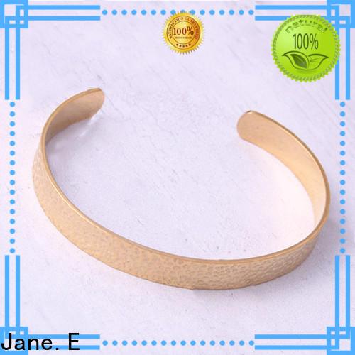 JaneE custom made bangle for men hot selling manufacturer