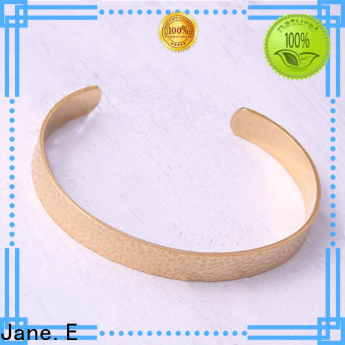 JaneE custom made bangle for men hot selling manufacturer