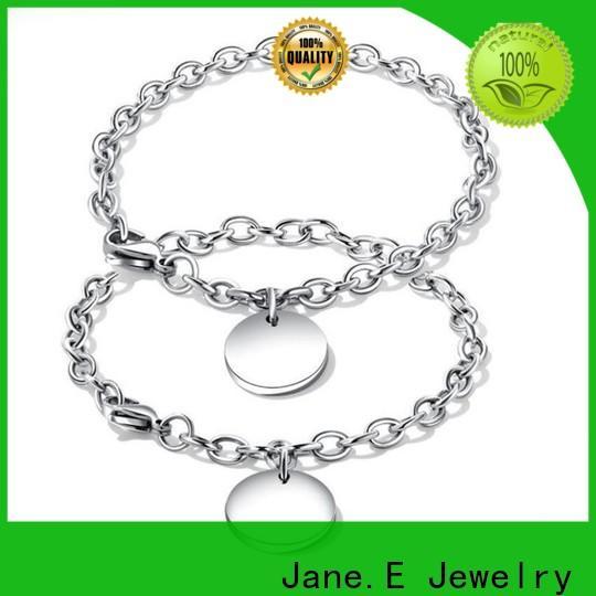 JaneE manual polishing minimalist jewelry wholesale for hands wear