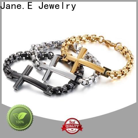 JaneE manual polishing minimalist bracelet wholesale for women
