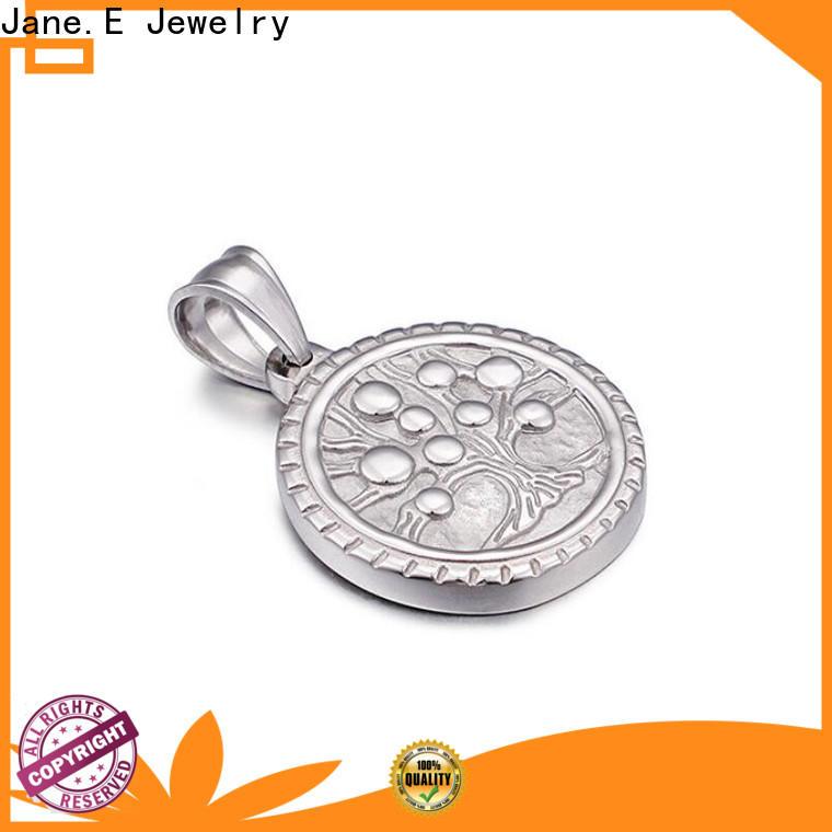 new design mens chain pendant rose gold custom for necklace