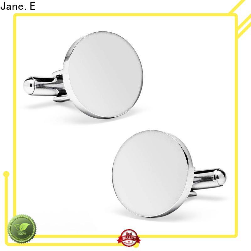 personalised engraved cufflinks engrave fashion manufacturer