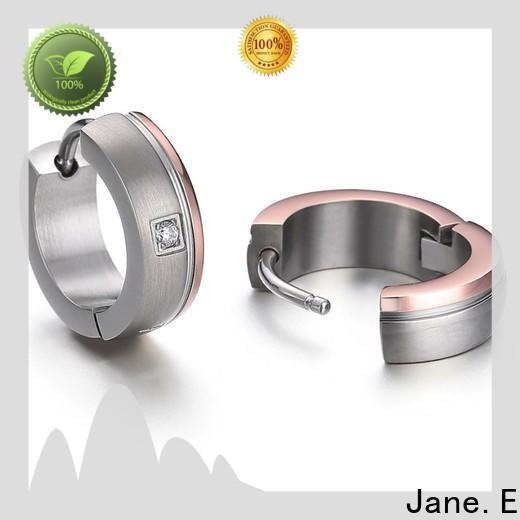 JaneE exquisite hypoallergenic earrings hot selling for girl