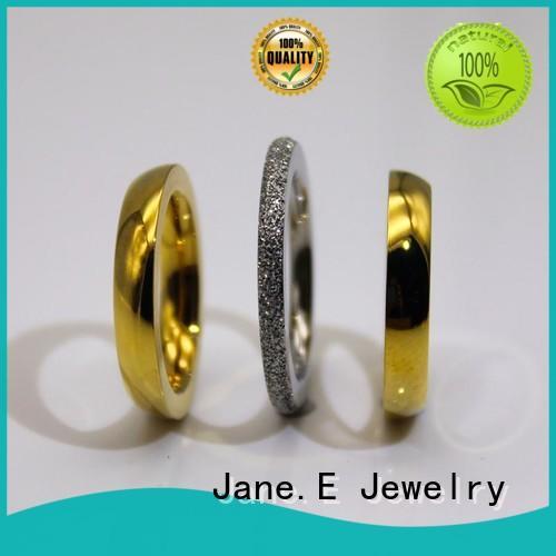 18k gold men's wedding band rose gold for men JaneE