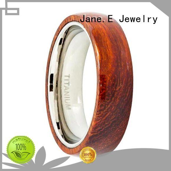 fashion tungsten band rings Stainless steel ring core popular design for gift