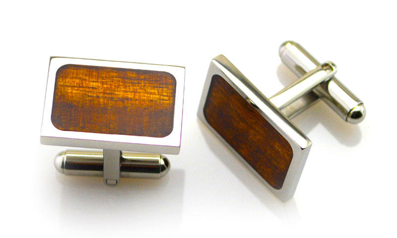 JaneE silver personalised cufflinks all sizes for men-2