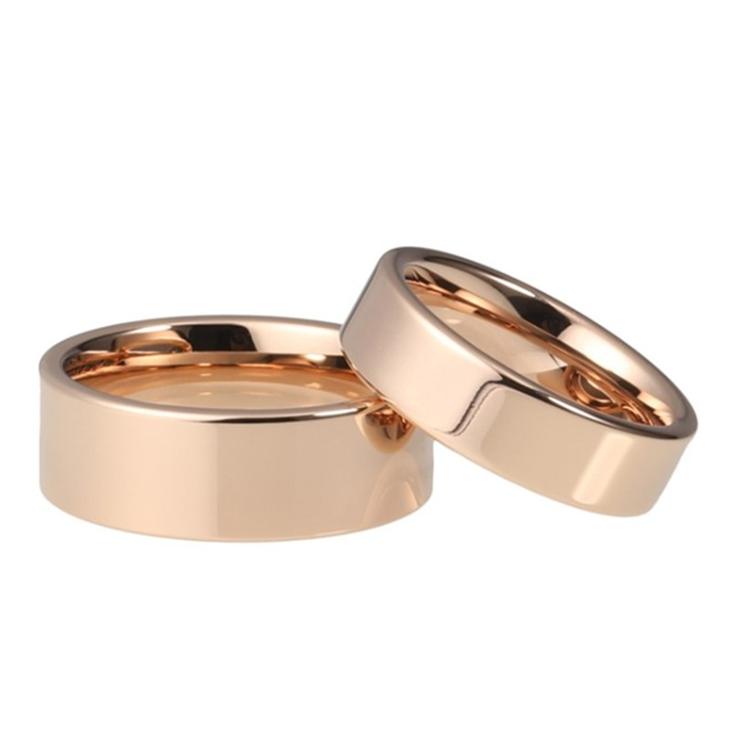 JaneE plated stainless steel rings for her multi colors for weddings-1