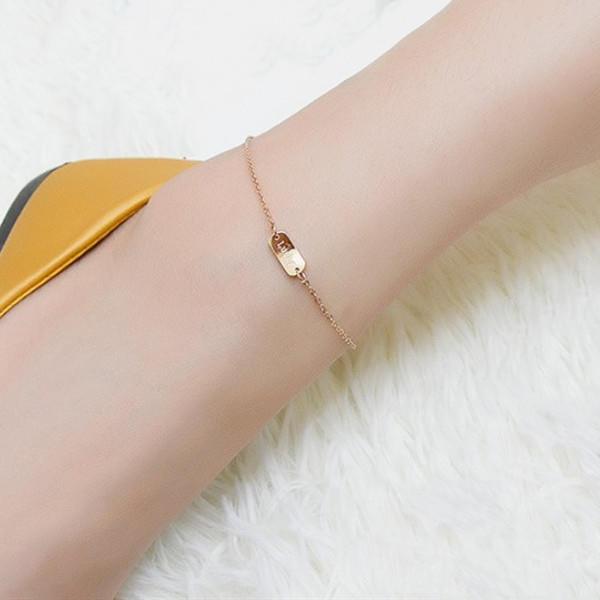 luxury bracelet for women manual polishing wholesale for hands wear