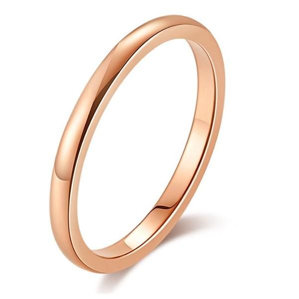 JaneE rose gold custom rings professional for men