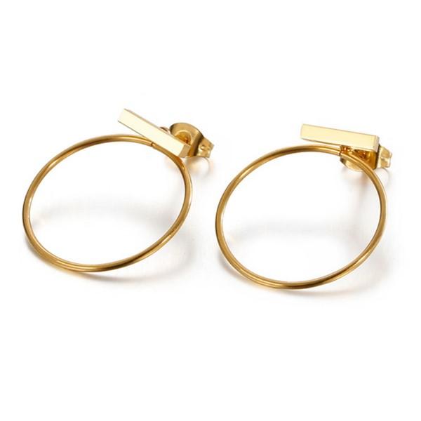 JaneE 316l fashion earrings ODM for women-2