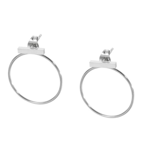 JaneE 316l fashion earrings ODM for women-3