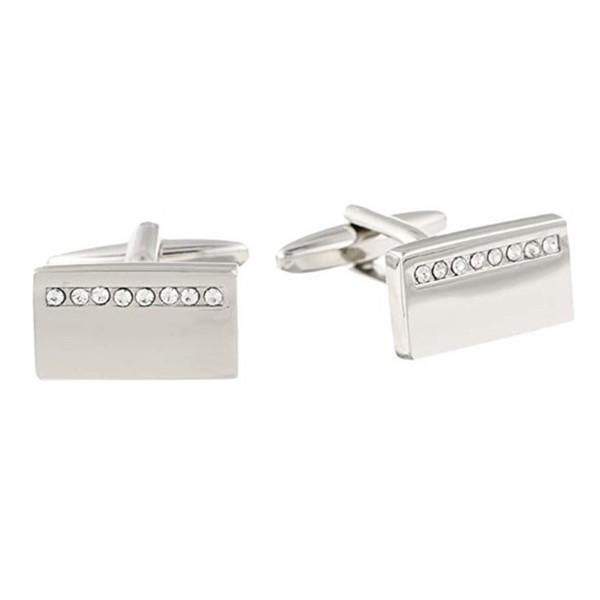 JaneE etched logo personalised cufflinks supplier-2