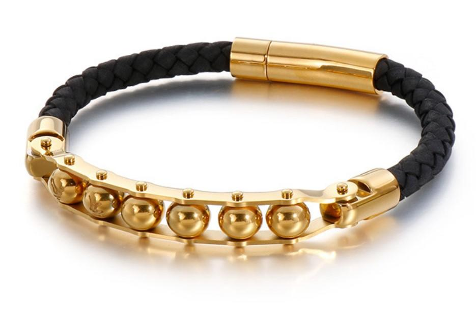 JaneE surgical bangle for men exquisite for gift-3