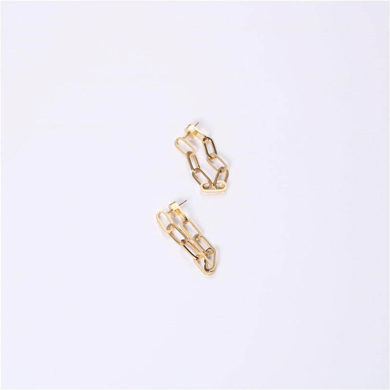 JaneE blanks no piercing earrings ODM for decoration-3