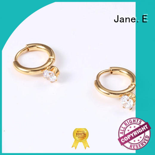 stylish hypoallergenic earrings cuff hoop ODM for decoration
