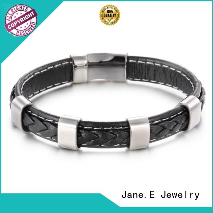 JaneE 316l minimalist bracelet customized for women