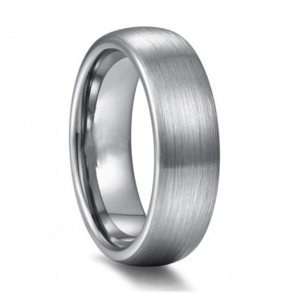 JaneE unique design custom tungsten ring exquisite for wedding