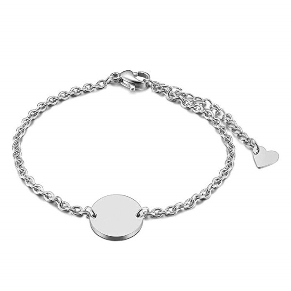JaneE women's stainless steel bracelets wholesale for women-2