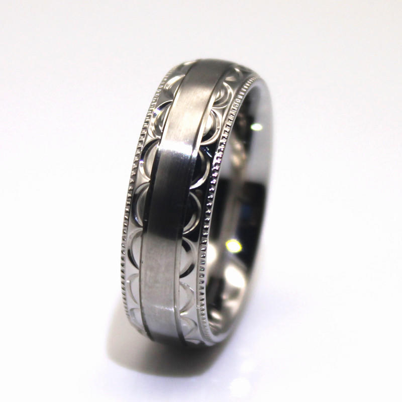High Quality 316L Stainless Steel Rings Factory in China