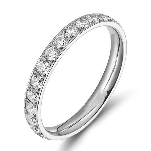 sparkle sandblasting custom titanium wedding rings center beveled simple for engagement-1