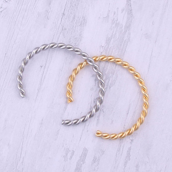popular stainless bracelet 316l wholesale for women-3