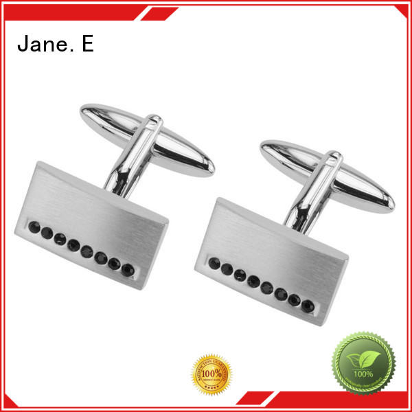 JaneE personalised cheap cufflinks for gifts