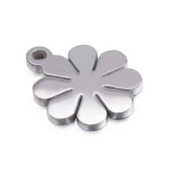 JaneE resin coating stainless steel engravable pendants custom for necklace-3